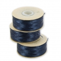 Nymo thread D 0.30 mm Dark Blue 58 m x1