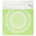 Decorative stencil Home deco 30.4 x 30.4 cm Mandalas Rosace