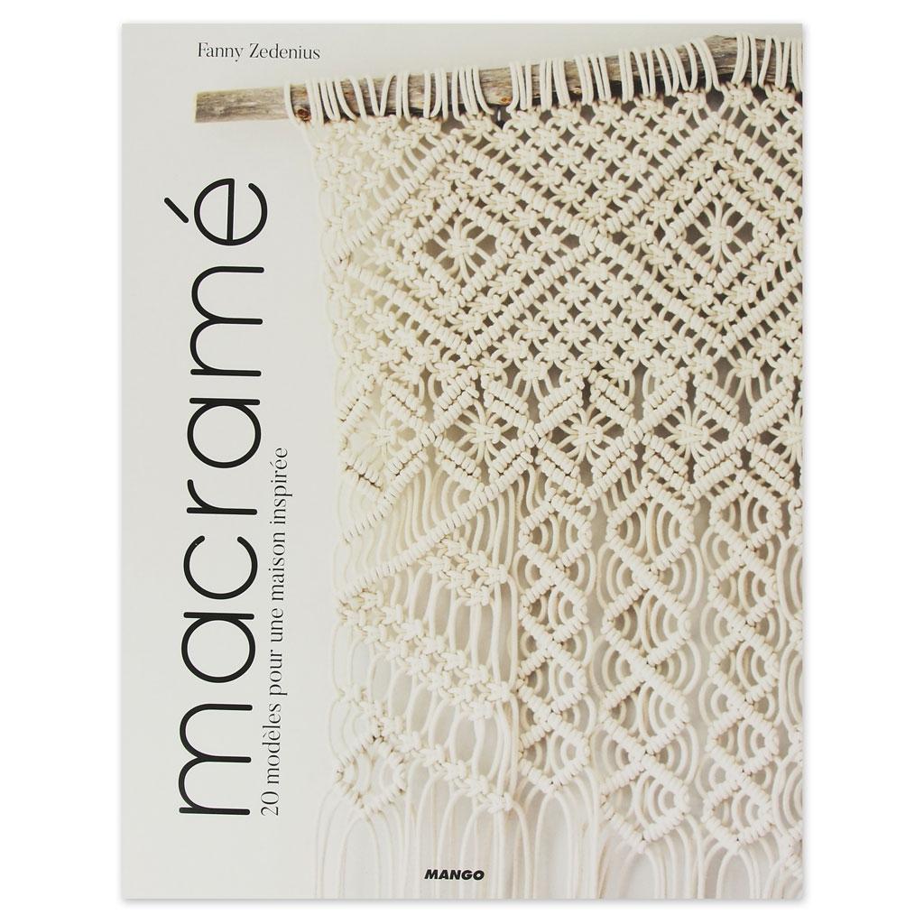 Macram 20 mod les pour une maison inspir e book in for Modele store pour maison