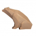 Basic molds for DIY soap creation Origami Bear