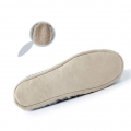 Pair of Phildar soles for slippers to customize Size 34-36 leather