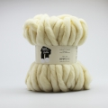Wool maille name is Yvette - Kesi Art - Work with hands Blanc Naturel 12 x250g