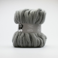 Wool maille name is Yvette - Kesi Art - Work with hands Bruine 63 x250g