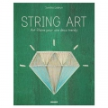 String Art - Art filaire pour une déco trendy - Book in French