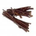 4 minis twigs brushwoods 7 cm - Red