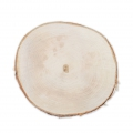 Large wooden circle 180 - 220 mm for DIY decoration