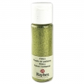 Bottle of Glitter Extra Fine - Lime Green x20ml