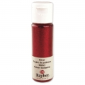 Bottle of Glitter Extra Fine - Classic Red x20ml