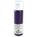 Bottle of Glitter Extra Fine - Purple Velvet x20ml