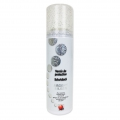 Semi gloss varnish water-based Odif finition - glittered silver 125 ml