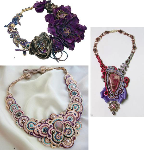 Soutache gorgeous bead embroidery designs perles co
